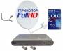 Триколор ТВ Full HD с установкой
